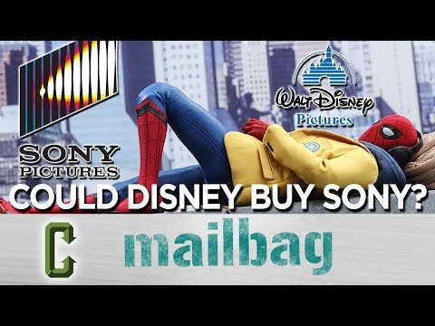 Could Disney Buy Sony Pictures For Spider-Man Rights? - Collider Mail Bag
