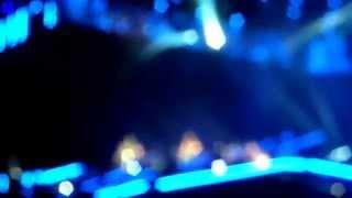 One Direction Live at Estádio do Dragão, Porto (Portugal) - Liam hurt his leg