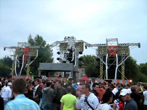 HEADHUNTERZ LIVE @ PLEASURE ISLAND 24.07.2010, Czech Republik