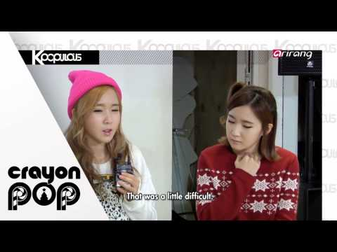 Pops in Seoul Ep2540 Younha,Crayon Pop,Cube Artists