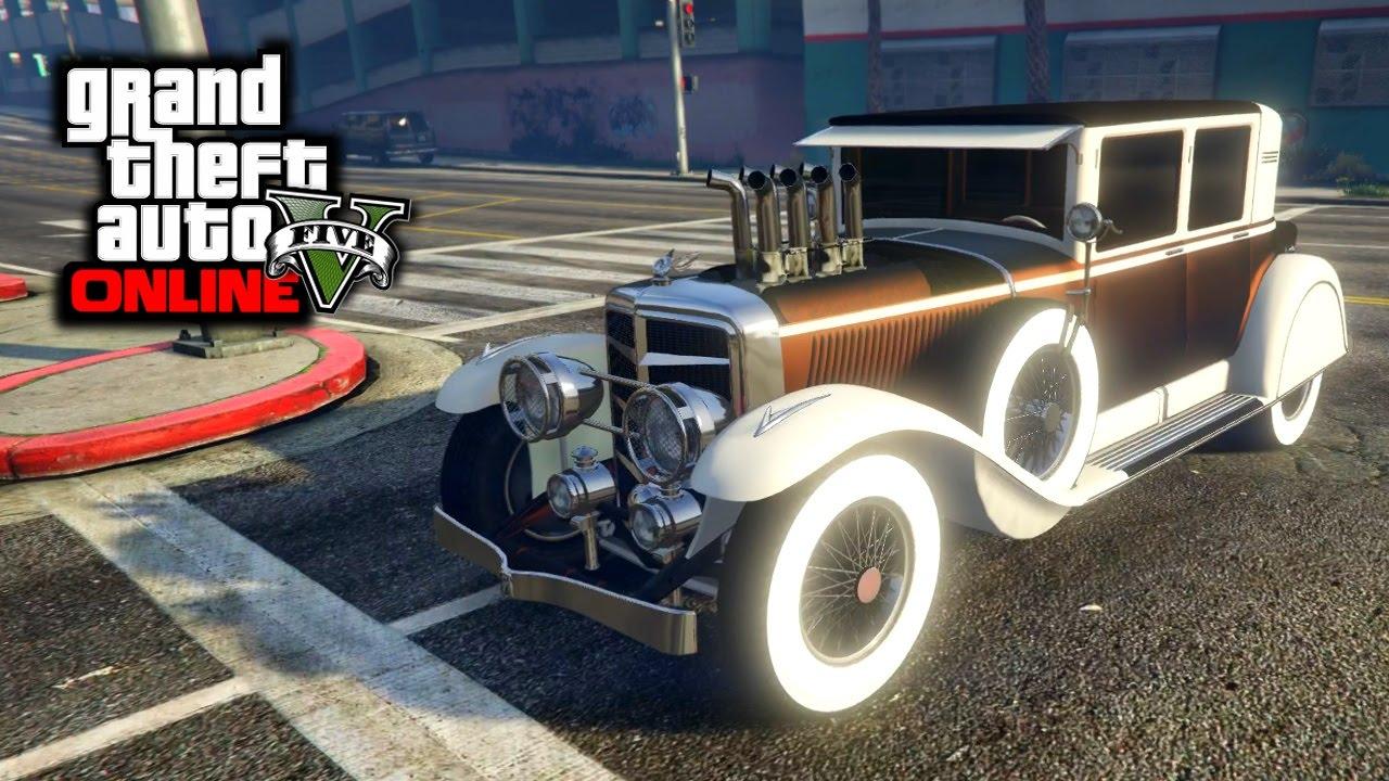 GTA 5 - Albany Roosevelt Valor $982,000 Car Showcase (GTA Valentines ...