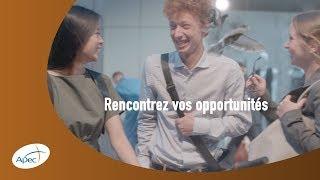 vuclip [Campagne publicitaire] Nous rencontrer, c'est avancer (2018) - Apec