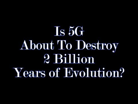 This is a presentation on the dangers off EMF & 5G that all non believers need to see!.