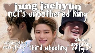 Download lagu jung jaehyun is nct's unbothered king