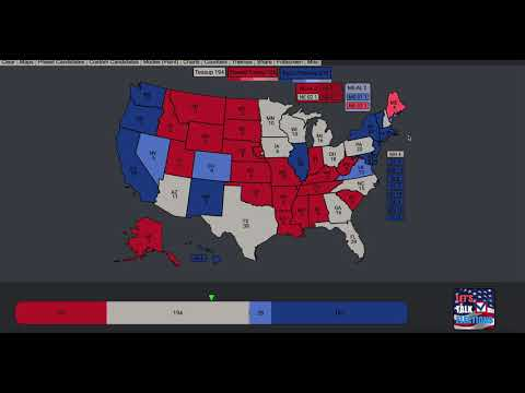 2020 Election Prediction | Beto O'Rourke vs Donald Trump | February 24th, 2019