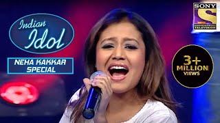 Neha ने दिया 'Wo Pehli Baar' पे एक Sweet सा Performance | Indian Idol | Neha Kakkar Special