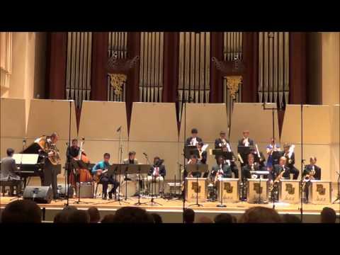 """Baylor University Jazz Ensemble - """"A Moonlight Serenade"""" Part 2"""