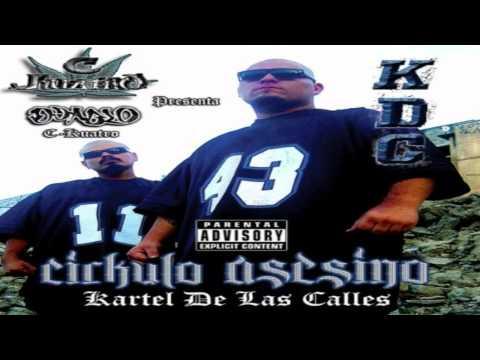 Kartel De Las Calles-Las Armas Las Karga El Dyablo(Con Letra)