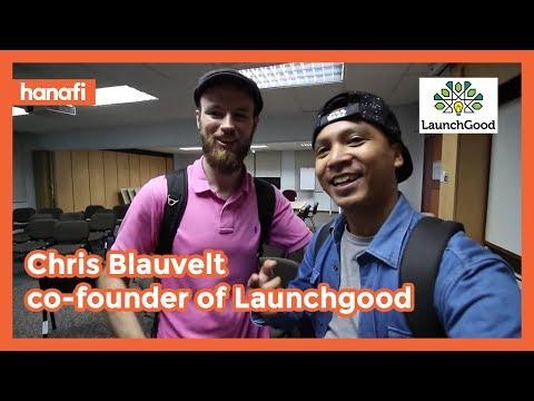 Chris Blauvelt's Advise To New Businesses