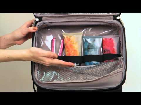 Travelon Total Toiletry Kit