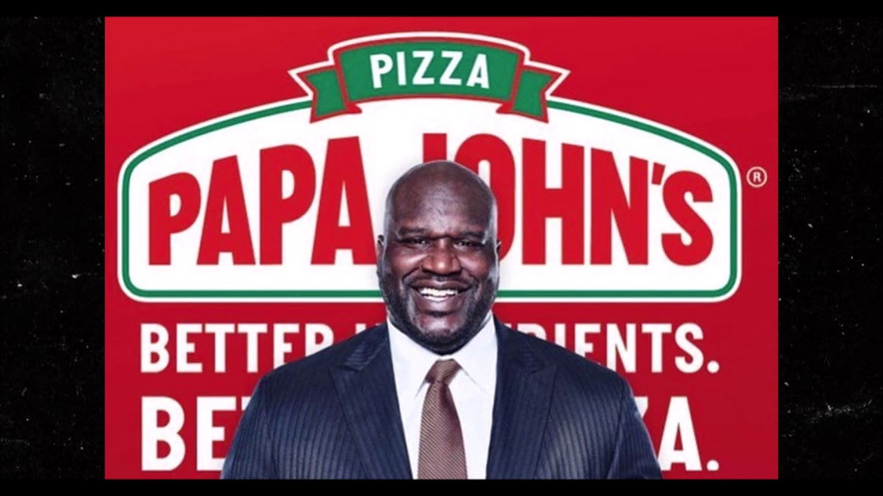 Shaquille O'Neal Joins Board At Papa Johns