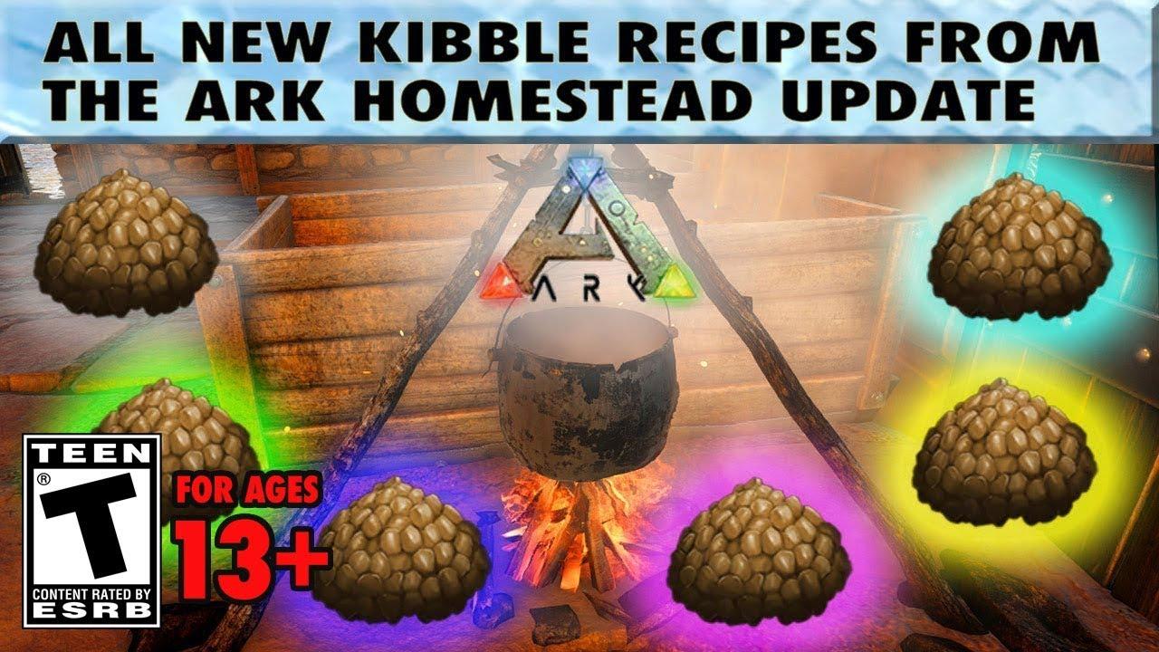 Kochrezepte Ark Rezepte Kibble