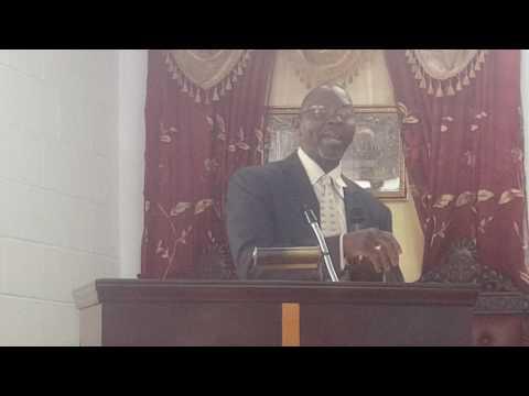 Bishop Douglas Jackson- July 16, 2017