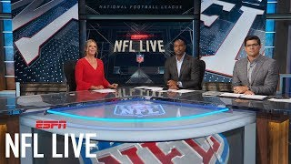 NFL Live Predicts Every NFL Week 1 Game | ESPN