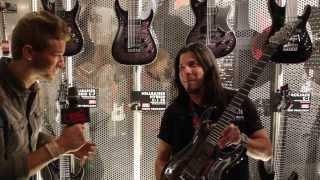 Guitar Center New from NAMM - Schecter Hellraiser Hybrid