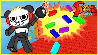 Roblox Doomspire Brickbattle RED TEAM WINS ! Jouons avec Combo Panda