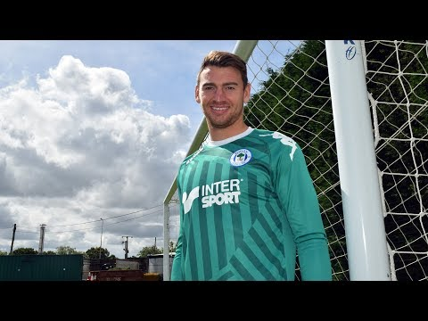 JAMIE JONES: Shot stopper embracing new challenge at Latics