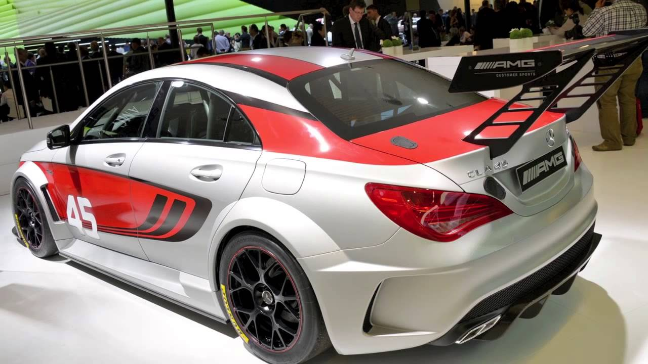 Mercedes CLA 250 Project Car by TurboKits com - The Begining
