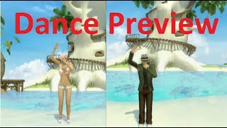 playstation home epic moves 2 dance pack 4 full preview