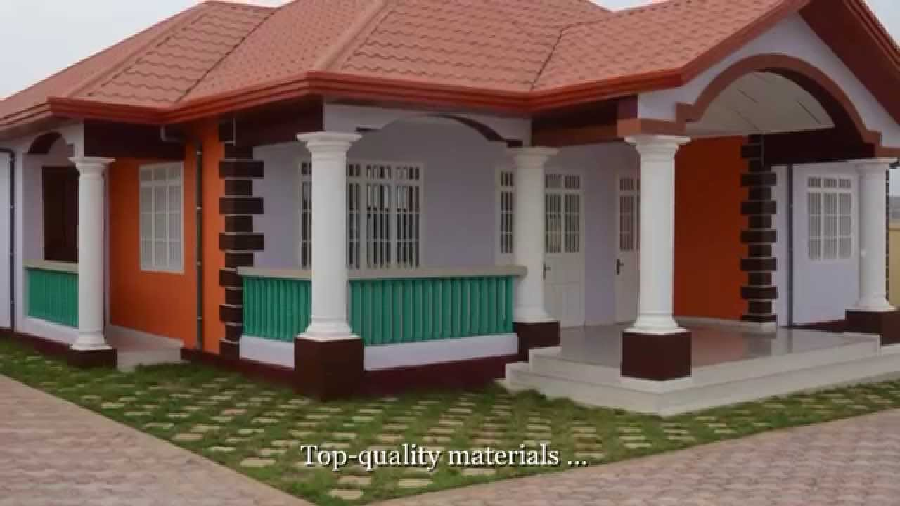guinea house tour gomboya plot 8 mod le chicago youtube. Black Bedroom Furniture Sets. Home Design Ideas