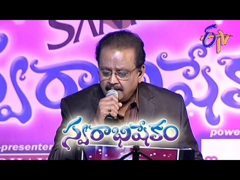 Uppongele Godavari Song - S.P.Balu Performance in ETV Swarabhishekam - Chicago,USA - ETV Telugu