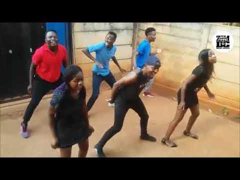 Jah Prayzah ft Yemi Alade Nziyo YeRudo Choreography