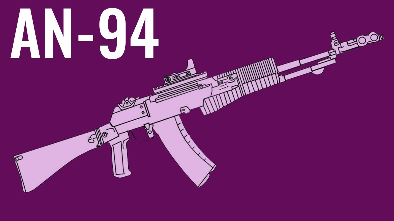 An-94 - Comparison In 10 Different Games