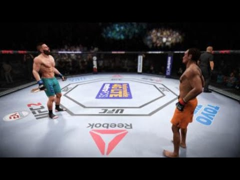 EA SPORTS UFC 2 What the actual f***