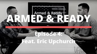 Investing in Real Estate As A Veteran - Armed & Ready - Eric Upchurch