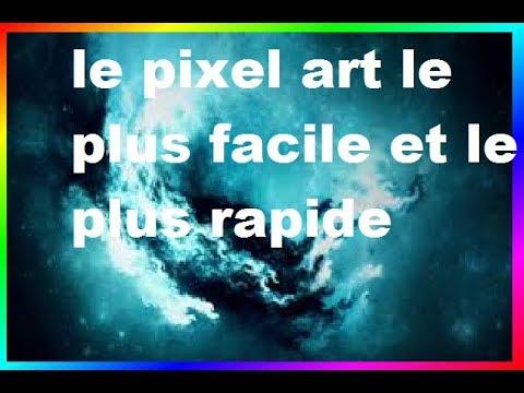 Le Pixel Art Le Plus Facilerapide Du Monde Episode 10 Pixel Art