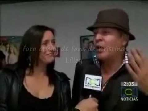Hernán Zajar Habla De Kristina Lilley