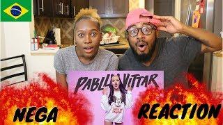 Pabllo Vittar - Nega (Videoclipe Oficial) REACTION