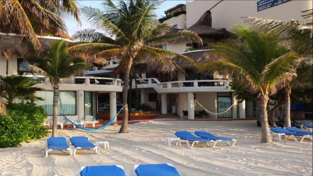 Playa Palms Beach Hotel Del Carmen México
