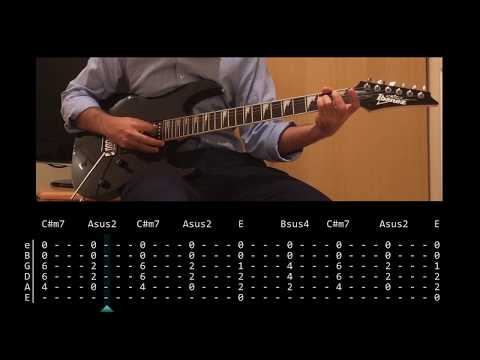 """PLAY ALONG // Linkin Park - """"Waiting For The End"""" - Guitar Cover W/ TABS"""