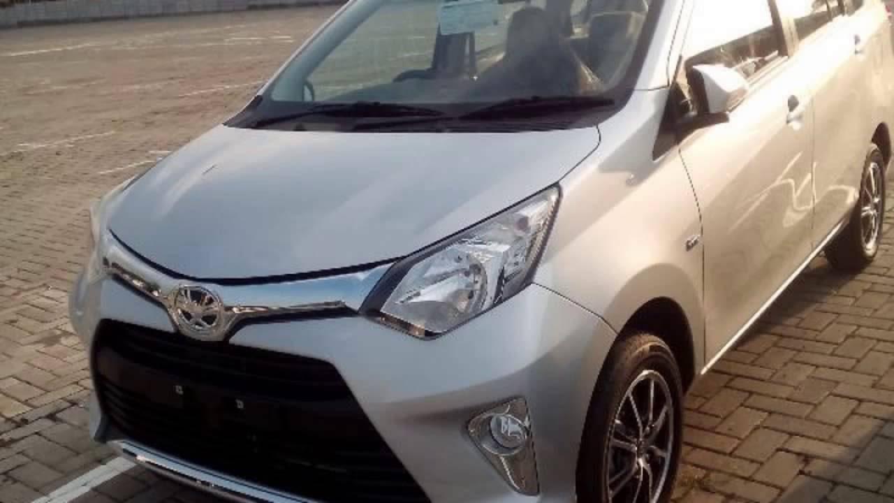 Toyota Calya Mobil Murah Terbaru Interior Eksterior Youtube