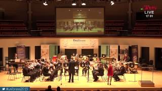 Colours Of The Wind - Lancaster at UniBrass 2015