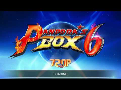REAL Pandora's Box 6 game testing  - add your own games, which ones work