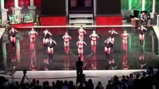 SZOBROCK junior girl formation - World Cup 2014