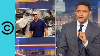 Obama Keeps On Serving America | The Daily Show
