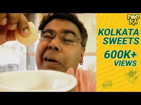 Kolkata's Best Sweets | কলকাতার সেরা মিষ্টি | Foodka S01E03 | Mir | Indrajit Lahiri