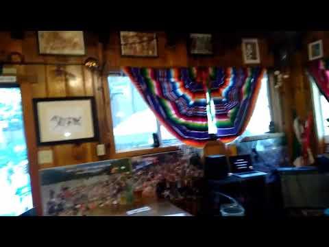 Experimenting with Karaoke at the El Mex Restuarant