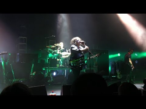 The Cure - The Empty World (live in London, 23/12/2014)