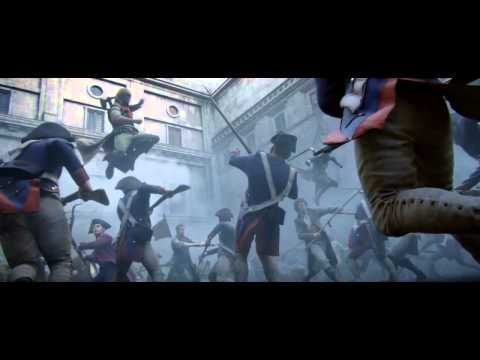 Assassin's Creed Unity E3 2014 World Premiere Cinematic Trailer [Willy Moon - Railroad Track]