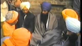 1. Sant Jarnail Singh Ji Bhindranwale & Swami Vishnudevananda Interview - PART 1