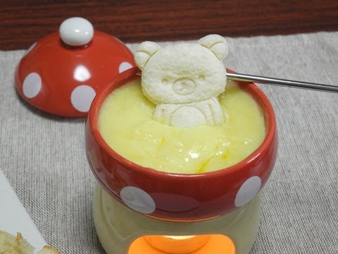 Mini cheese fondue  「ミニチーズフォンデュ」