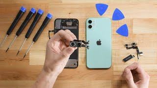 iPhone 11 Teardown-Ultra Wide Camera Revealed!