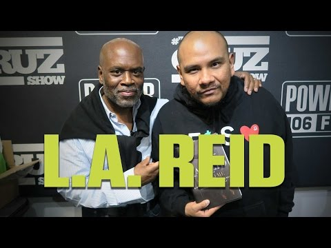 L.A. Reid Tells Us Who The Most Creative Artist In The World Is
