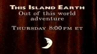 1990ish TNT Network This Island Earth teaser and info commercial Thumbnail
