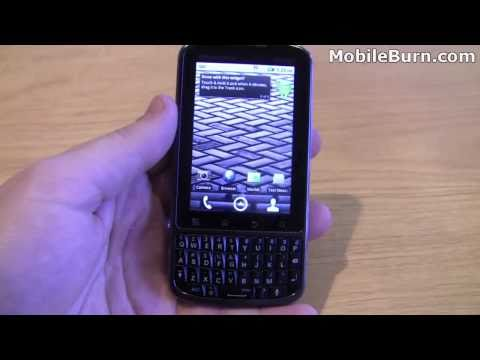 Motorola DROID PRO, CITRUS hands-on