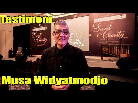 Musa Widyatmodjo (Yayasan Prima Unggul Sweet Charity _ A Dinner Theatre Musical)